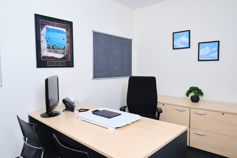 A photo inside Business Station Gosnells Office Space.